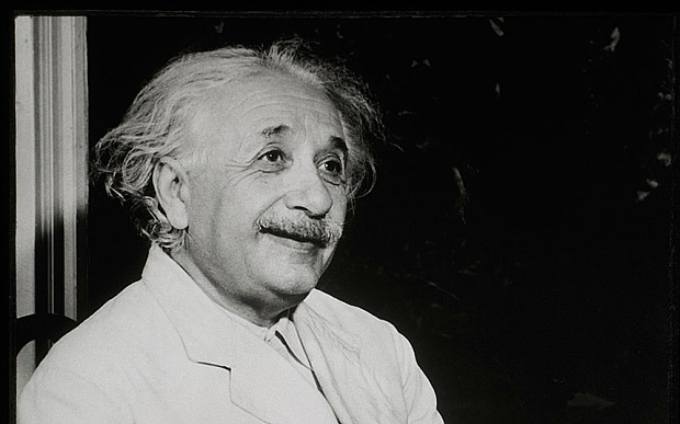 Albert Einstein (1879-1955), Physicist, Portrait