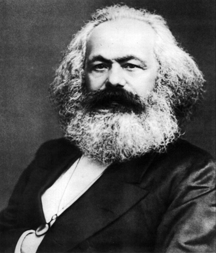 Karl_Marx Portrait