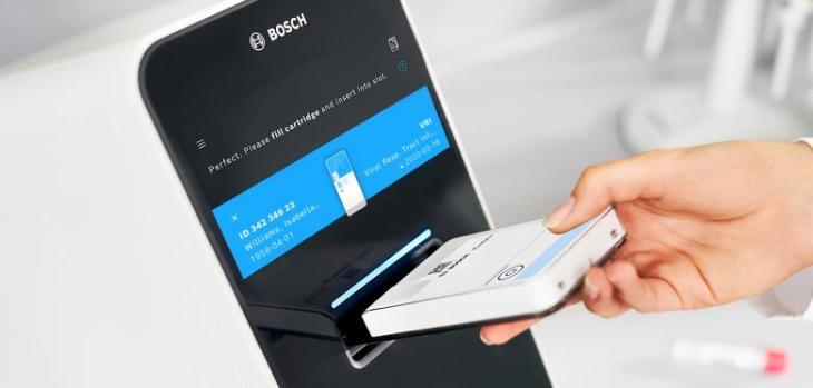 Bosch-Corona-Test-Unit